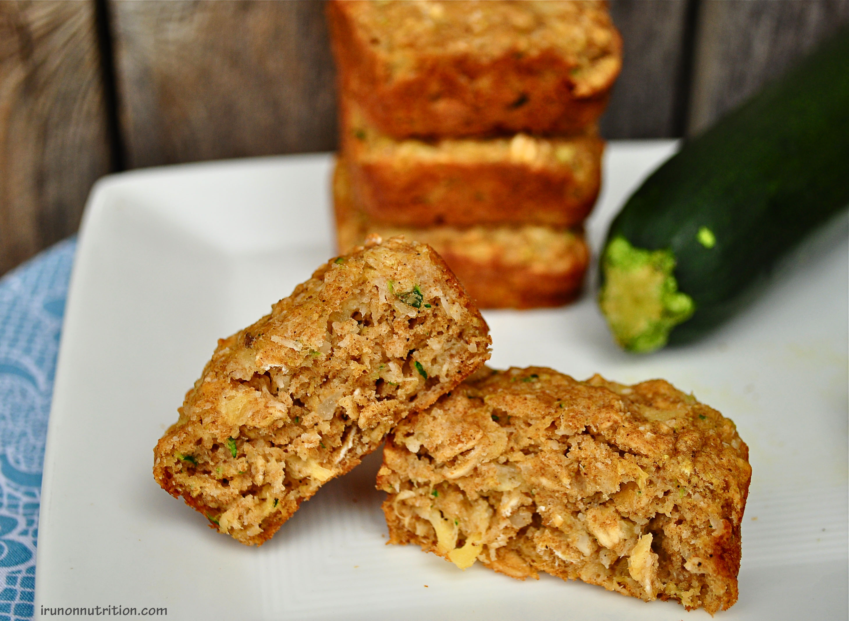 Healthy Coconut Pineapple Bread | i.run.on.nutrition