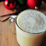 Lightened Up Holiday Eggnog: High In Protein!