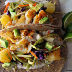 Sweet & Spicy Fish Tacos
